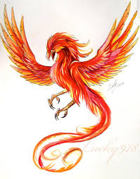 30 most popular phoenix tattoos collection