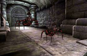 daedra spiderling elder scrolls fandom powered by wikia