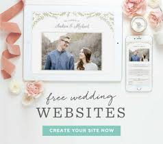 wedding invitation websites wedding invitations match your color style free