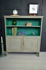Green Bookshelves - bookcase bookcase with cupboard under tall oak bookcase with
