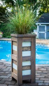 ponad 25 najlepszych pomysłów na pintereście na temat planter box