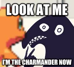 Charmander Meme - the internet goes crazy for the worst ever charmander tattoo pics