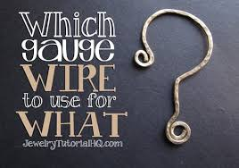 round wire rings images All about jewelry wire which gauge wire to use for what jpg