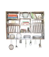 kitchen stainless steel kitchen rack decorating idea inexpensive