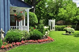 small garden ideas on a budget no grass plain cheap backyard