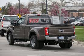 Ford Raptor Dually - 2017 ford f 350 single cab dualie struts its stuff in the buff
