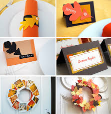 free thanksgiving craft project tutorials the diy up