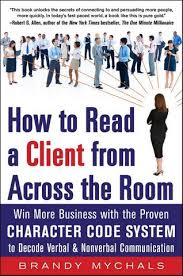 Read The 11 Pages Of My New Book Book Review How To Read A Client From Across The Room By