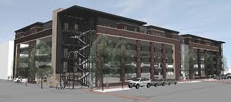 building a garage apartment kokomo continues improvements with downtown parking garage