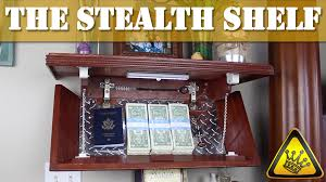 the king of random presents the stealth shelf by the king of