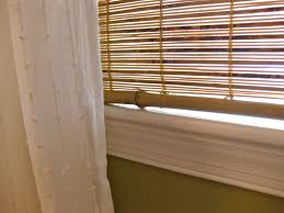 Natural Bamboo Blinds Bamboo Roller Shades Ikea Clanagnew Decoration