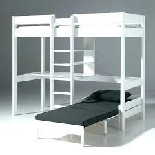 lit mezzanine 2 places avec canapé lit superpose avec canape lit superpose canape canape lit