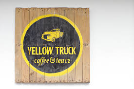 Yellow Truck Coffee yellow truck bandung loh