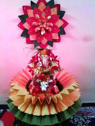 Home Ganpati Decoration 30 Best Ganapati Decoration Images On Pinterest Ganesh