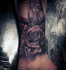 rose wrist tattoo for guys tattoo pinterest rose wrist