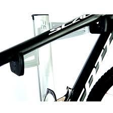 two bike pressure mount rack vertical storage stand