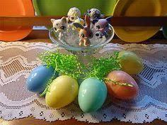 littlest pet shop easter eggs littlest pet shop easter eggs 546 551 cuddliest easter gifts
