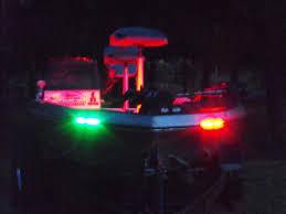 Marine Led Strip Lights by Amazon Com Green Blob Outdoors Boat Bow Led Navigation Light Kit