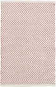 Zig Zag Outdoor Rug Arlington Pink Ivory Indoor Outdoor Rug The Outlet