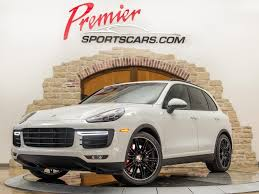 porsche suv turbo 2016 porsche cayenne turbo for sale in springfield mo stock