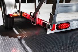 oval led truck and trailer lights 6 u201d brake turn tail lights w