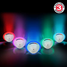 led color changing light strips projection mood light with led bulb color changing control strip