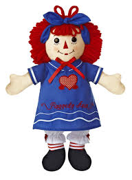 raggedy ann live and learn toys