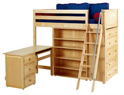 Kids Loft Bed With Storage Organize It Solutions For Kids Clutter Storage Furniture Toy