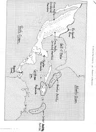 Latin America Physical Map by Mr Hammett World Geography September 2014
