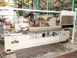 churchill newall cylindrical grinding machine with dro to wheel