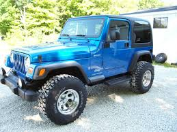 jeep wrangler blue welcome to jeffs shop indiana