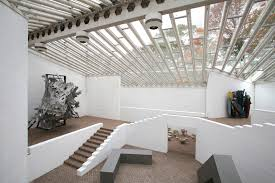 an arcadian vision glass visits philip johnson s glass house sculpture gallery robin hill