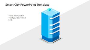 smart office concept 3d powerpoint icon slidemodel