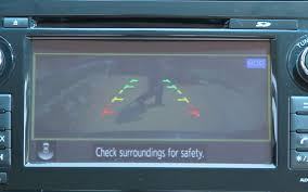 2015 nissan altima backup camera iihs puts backup cameras parking sensors to the test automobile