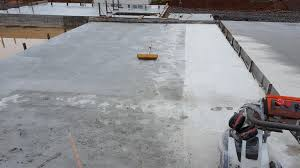 Leveling A Floor For Laminate Flooring How To Level Floor Cabin Diy Concrete Rare Pictures