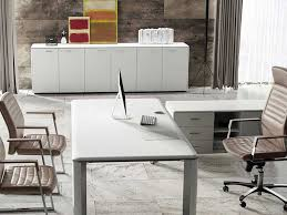 bureau de direction blanc bureaux de direction bois seventies i bureau