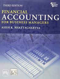 buy financial accounting for business managers book online at low