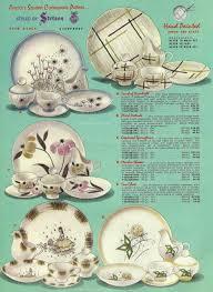 stetson china company vintage ads