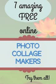 online yearbook maker photovisi photo collage free online photo collage maker