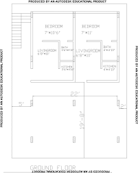 house plan 30x40 bedroom plans this is ground floor hose having