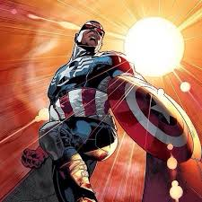 marvel comics reveals falcon captain america