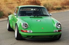 singer porsche wallpaper singer racing green porsche 911 porsche mania