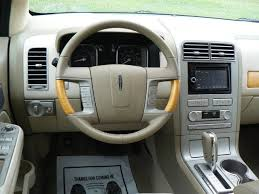 2007 Lincoln Mkx Interior Used 2007 Lincoln Mkx Hurlock Md Preston Hyundai