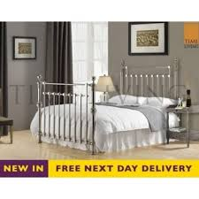 chrome bed buy chrome beds chrome beds online uk