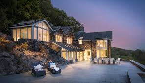 luxury self catering in the lake district skyline
