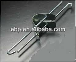 Suspended Ceiling Clips by Butterfly Spring Clip For Suspension Ceiling System View