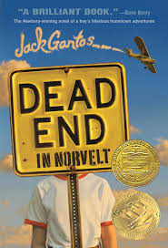 amazon com dead end in norvelt norvelt series 9781250010230
