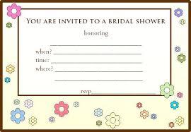 printable bridal shower invitations free printable wedding shower invitations at invitations and more