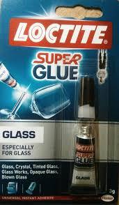 loctite glass super glue to bond fix broken glass amazon co uk