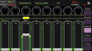 totalmixphone remote control for touchosc on iphone gearslutz
